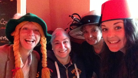 Hats for Headway 2015