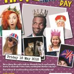 Hats for Headway 2018 – Royal theme!!!